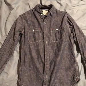 Chambray (denim looking) shirt